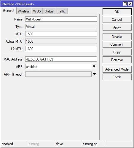 MikroTik: Setup Guest (VLAN) WiFi – Marthur