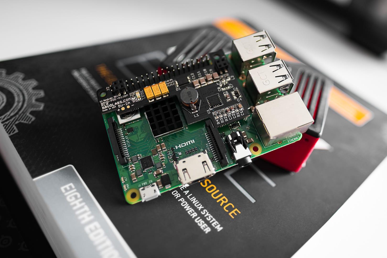 Homelab: Raspberry Pi and Pi-hole – Marthur